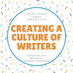 Creating a Culture of Writers