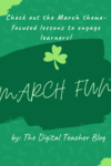 March Theme-Focused Learning