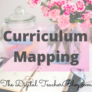 curriculum mapping, planning a school year, lesson plans, teaching guide
