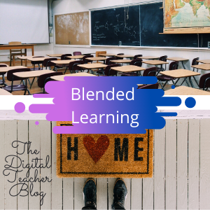 Blended Learning, COVID-19, reopening schools, hybrid learning