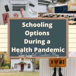 school options, health pandemic, COVID-19, distance learning, remote learning, blended learning, traditional school