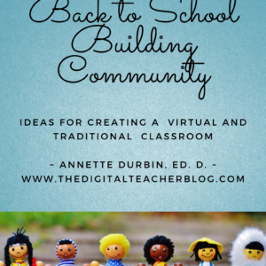 Back to School Lessons for Traditional and Virtual Learners