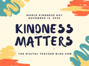 kindness day, acts of kindness, caring counts